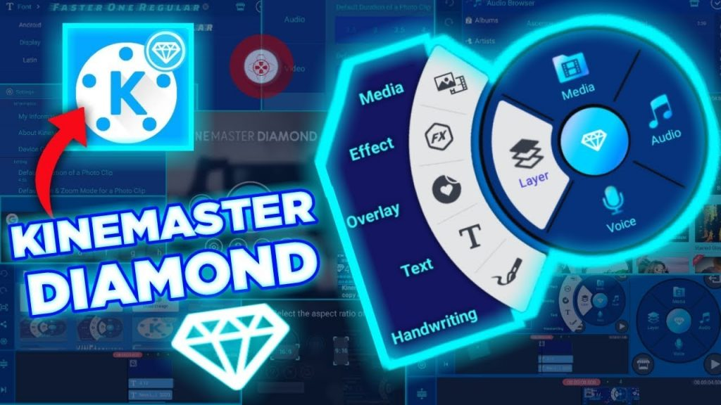 Kinemaster Diamond MOD Apk Download