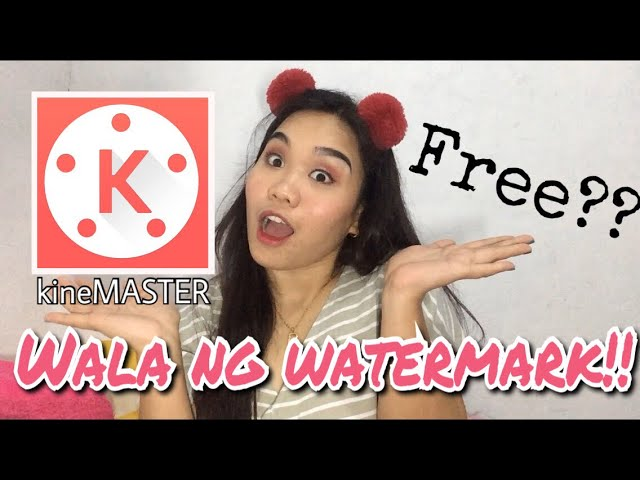 Kinemaster No Watermark