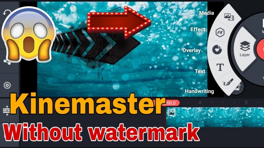 Kinemaster Without Watermark